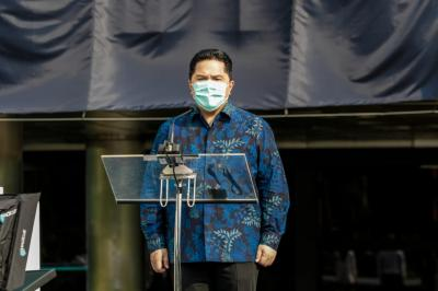 Erick Thohir Tawarkan Beli Rumah Dapat Kereta Seharga Rp290 Juta