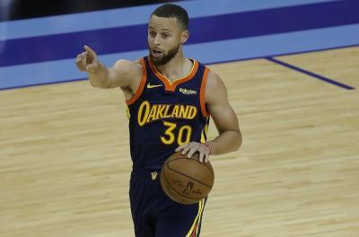 Hasil NBA 2020-2021 Hari Ini: Warriors Menang, Thunder Kalah Telak
