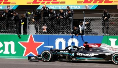 Hasil F1 GP Portugal 2021: Lewis Hamilton Tampil sebagai Pemenang