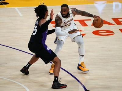 Hasil NBA 2020-2021 Hari Ini: LA Lakers Keok di Staples Center