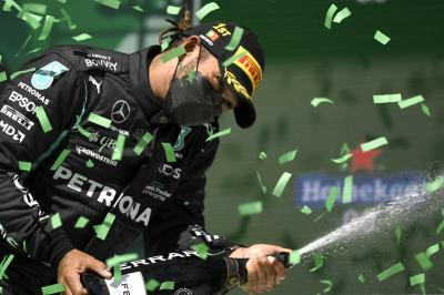 Klasemen F1 2021 Usai GP Portugal: Hamilton dan Verstappen Saling Pepet