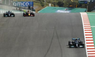Menangi F1 GP Portugal 2021, Hamilton Justru Sebut Dirinya Idiot