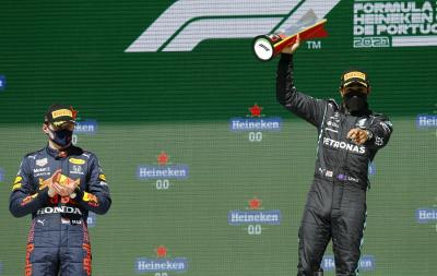 Kalah Lagi dari Hamilton, Verstappen Beri Alasan Klasik