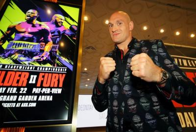 Lebih Pengalaman, Tyson Fury Diyakini Akan Siksa Anthony Joshua