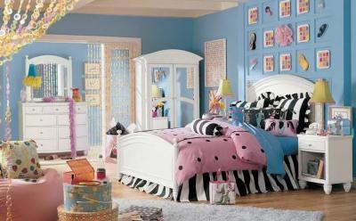 Tips Dekorasi Kamar Tidur Anak agar si Kecil Makin Betah