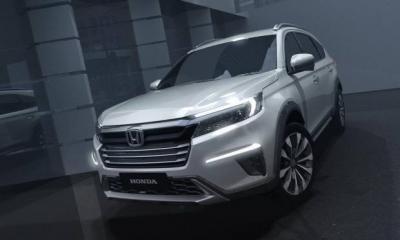 Honda Perkenalkan SUV 7 Penumpang N7X Concept