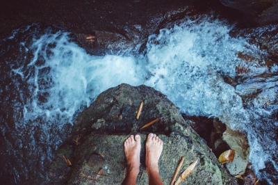 3 Air Terjun Indah di Jawa Barat, Sejuknya Mengisi Libur Lebaran