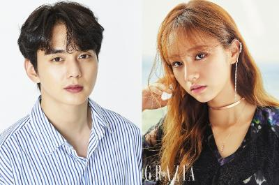 Yoo Seung Ho dan Lee Hyeri Resmi Bintangi Drama Saeguk Terbaru KBS