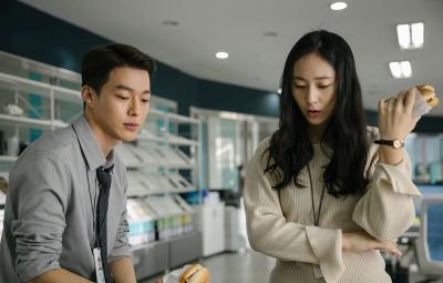 Film Baru Jang Ki Yong dan Krystal Rilis Trailer Resmi