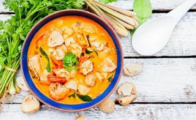 Tips Memilih Makanan Sehat saat Berbuka Puasa