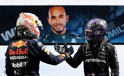 Jadwal F1 GP Spanyol 2021, Verstappen Hentikan Tren Positif Hamilton di Catalunya?