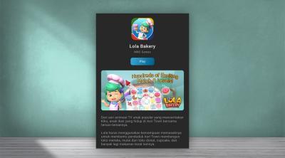 Asah Kecerdasanmu dengan Permainan 'Lola Bakery'