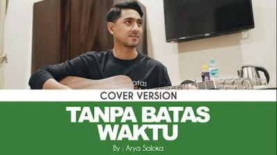 Cover Tanpa Batas Waktu, Suara Arya Saloka Trending di Youtube