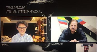 Sutradara Majid Majidi Ungkap Setiap Pesan Karyanya di Iranian Film Festival