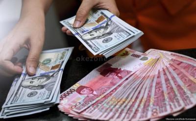 Rupiah Pagi Ini Tekan Dolar AS ke Rp14.417