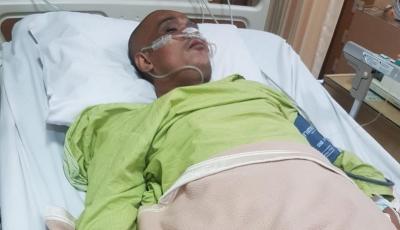 Kabar Duka, Komedian Sapri Terbaring Lemah di ICU Rumah Sakit