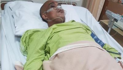 Sapri Terbaring di ICU, Melaney Ricardo: Bangun Hai Teman Baikku
