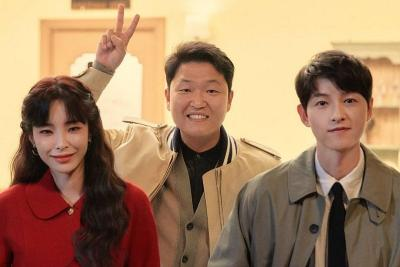 Song Joong Ki Jadi Model Video Klip Heize, PSY: Terima Kasih Vincenzo