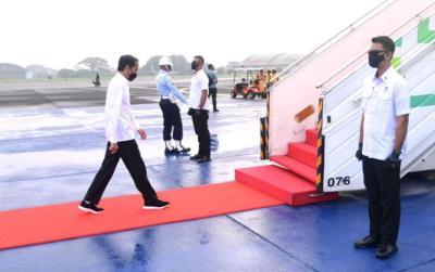 Bertolak ke Jatim, Jokowi Akan Sambangi PPDI Brondong