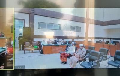 Slamet Maarif dan Sobri Lubis Jadi Saksi Sidang Habib Rizieq