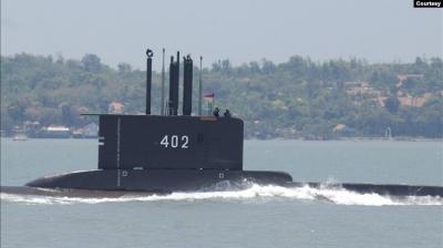 Panglima TNI: KRI Nanggala 402 Tenggelam saat Lakukan Penembakan Torpedo