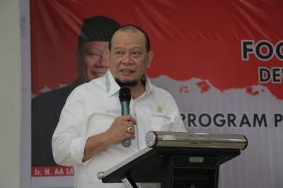 Atasi Problem Sampah, Ketua DPD RI Minta Daerah Bangun PSEL