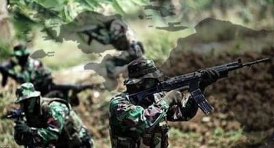 Kontak Tembak TNI-Polri dan KKB Kembali Pecah di Illaga Papua