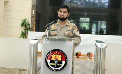 Densus 88 Tangkap Buronan Terduga Teroris Jakarta