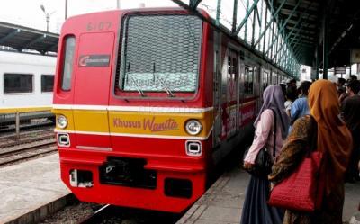 KRL Beroperasi hingga Pukul 20.00 WIB dan Layani 886 Perjalanan pada 6-17 Mei