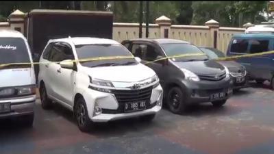 8 Kendaraan yang Akan Mudik dari Depok ke Ciamis dan Cilacap Diamankan Polres Bogor