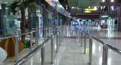 Hari Pertama Larangan Mudik, Tak Ada Aktivitas Penerbangan di Bandara Soetta