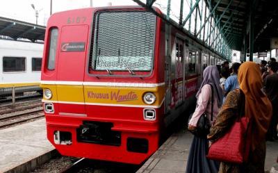 Larangan Mudik, Empat Stasiun di Lebak Ditutup Sementara