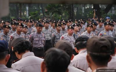Polisi Dirikan 15 Pos Pengamanan Lebaran di Jaksel, Ini Rinciannya
