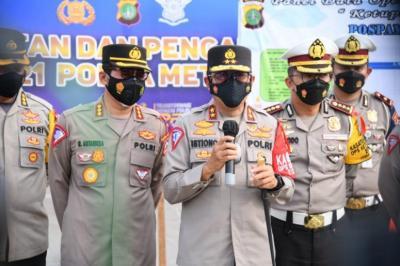 Antisipasi Kemacetan, Polisi Berlakukan Sistem Buka Tutup di GT Cikarang Barat