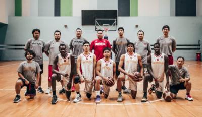 Persiapan Timnas Basket Indonesia Jelang FIBA Asia 2021