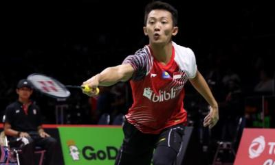 Hadapi Shesar Rustavito di Babak Pertama, Ihsan Maulana Targetkan Juara di Spain Masters 2021
