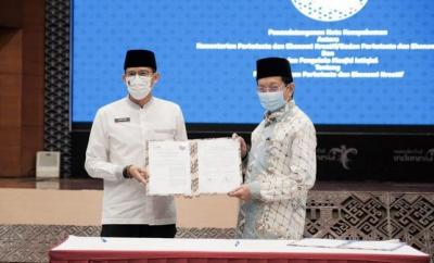 Kemenparekraf dan Masjid Istiqlal Kolaborasi Kembangkan Wisata Halal