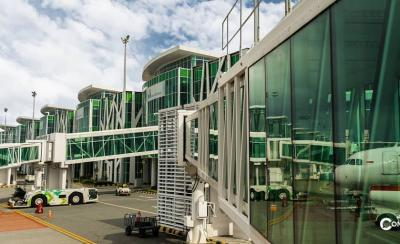 Bandara Sepinggan Tetap Buka, tapi Khusus Angkut Logistik