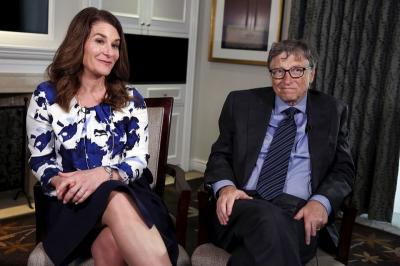 Cerai dari Bill Gates, Melinda Jadi Wanita Terkaya di Dunia