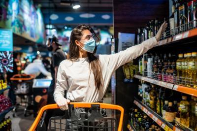 6 Tips Aman Belanja Jelang Lebaran di Masa Pandemi Covid-19