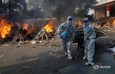 Tembus 20 Juta Kasus Covid-19 di India, 120 Orang Meninggal per Jam