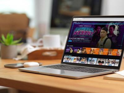 Nonton Vision+ Originals Tanpa Batas, Langganan Vision+ Premium dengan ShopeePay
