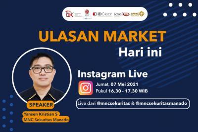 Cermati IHSG & Potensi Cuan Saham-saham Pilihan, Simak Market Summary MNC Sekuritas Pukul 16.30 Ini!