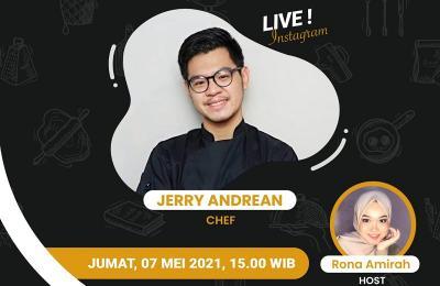Tips Jerry MasterChef Simpan Cabai di Freezer Jelang Idul Fitri, Jangan Tunggu Harga Naik!
