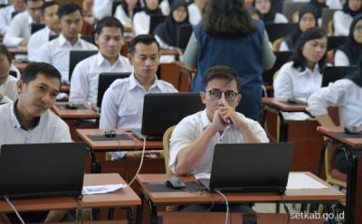 Seleksi CPNS dan PPPK Dibuka: Profesional, Siap Pakai dan Kerja