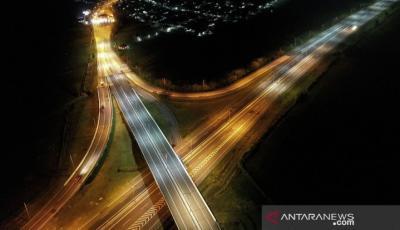 Larangan Mudik, Begini Penampakan Tol Trans Jawa yang Lengang