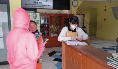 Mudik Dilarang, Pembuatan SIKM di Jakarta Utara Sepi Peminat