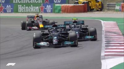 Hasil Latihan Bebas 2 F1 GP Spanyol 2021, Lewis Hamilton Tampil Dominan