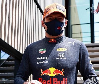 Tatap F1 GP Spanyol 2021, Verstappen: Semoga Lebih Baik dari Portugal