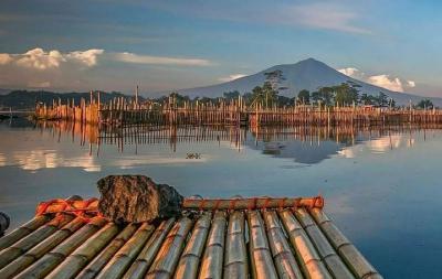 Pemkab Garut Gandeng LIPI Kelola Wisata Situ Bagendit